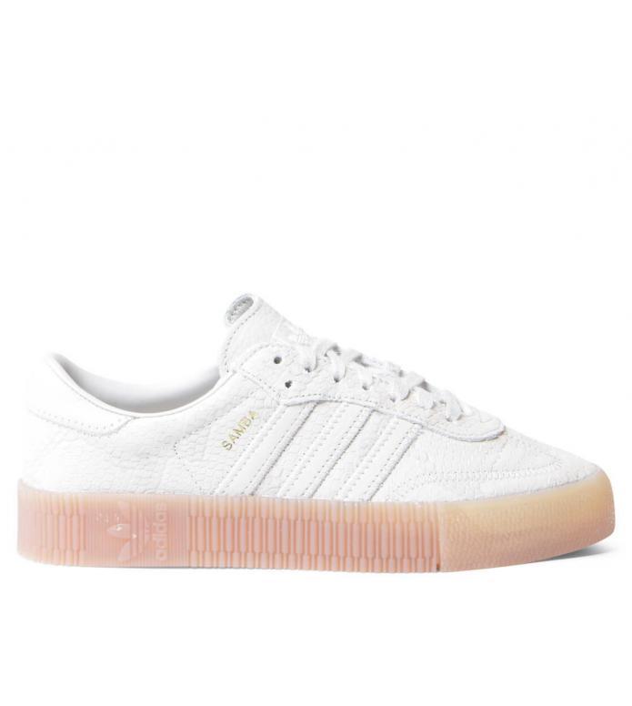 adidas Originals Adidas W Shoes Sambarose beige clear brown/clear brown/gum 3