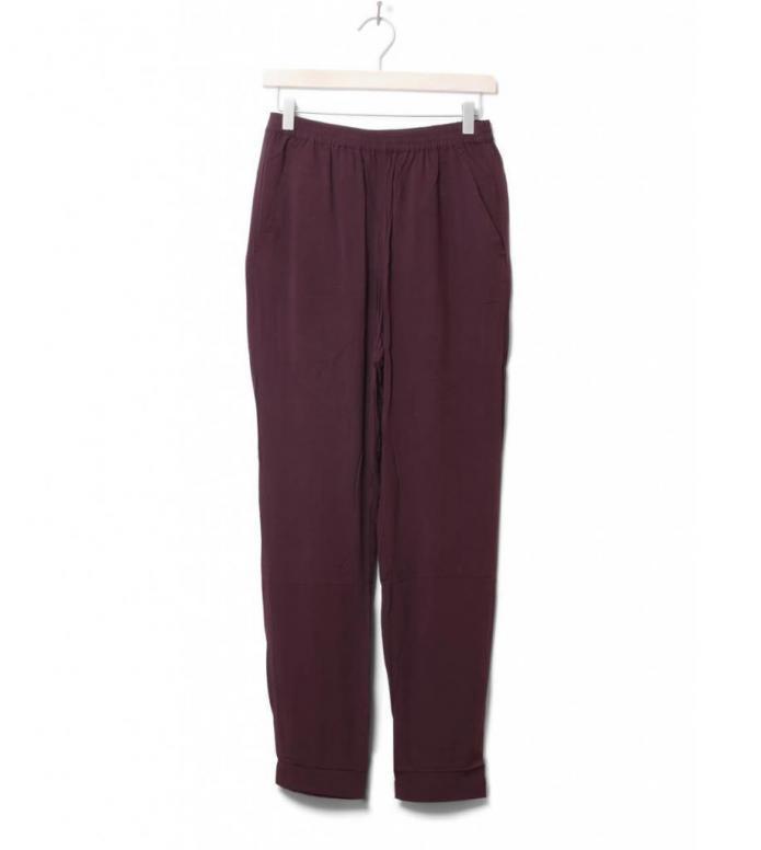 Wemoto W Pants Mascis 2 red burgundy XS