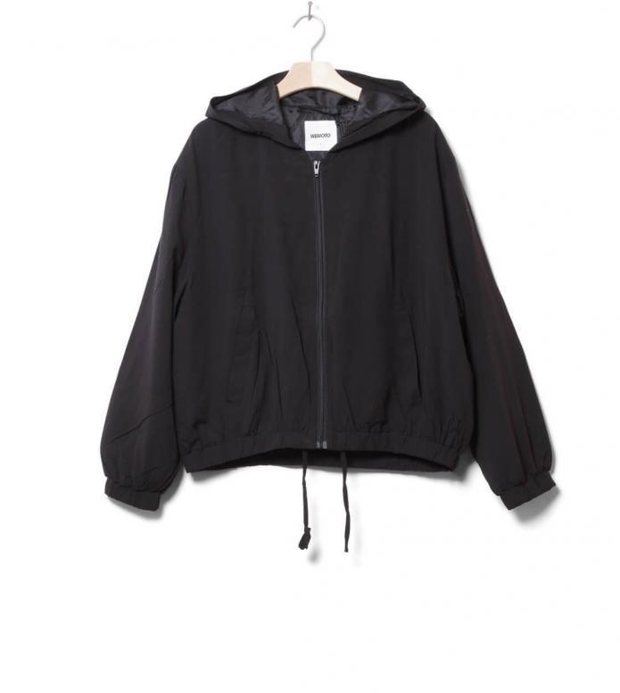 Wemoto W Jacket Silvam black L