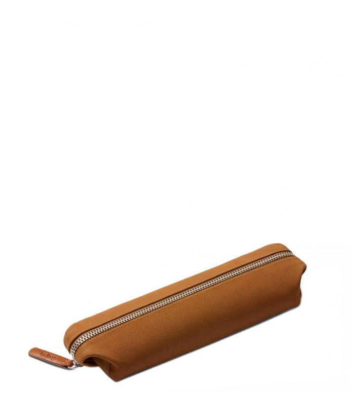 Bellroy Bellroy Pencil Case Leather brown tan
