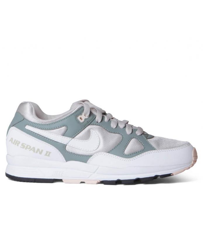 Nike Nike W Shoes Air Span 2 grey desert sand/summit white