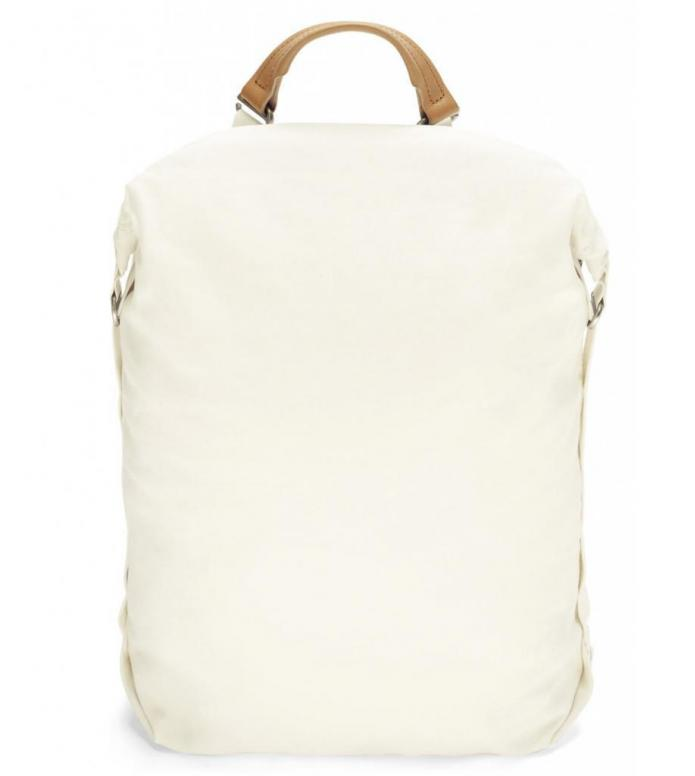 Qwstion Bananatex Backpack Roll Pack white natural 20L