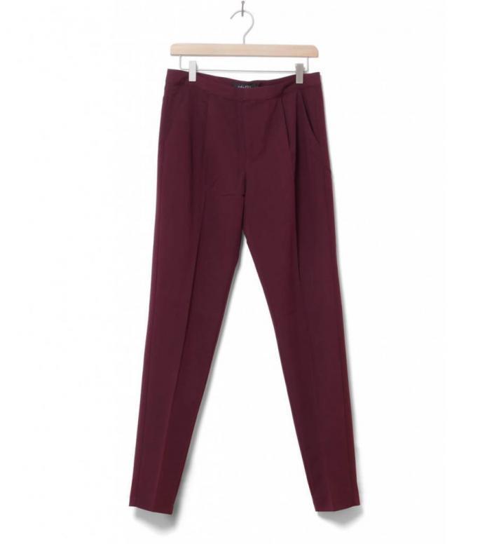 MbyM W Pants Gita Long red winetasting XS