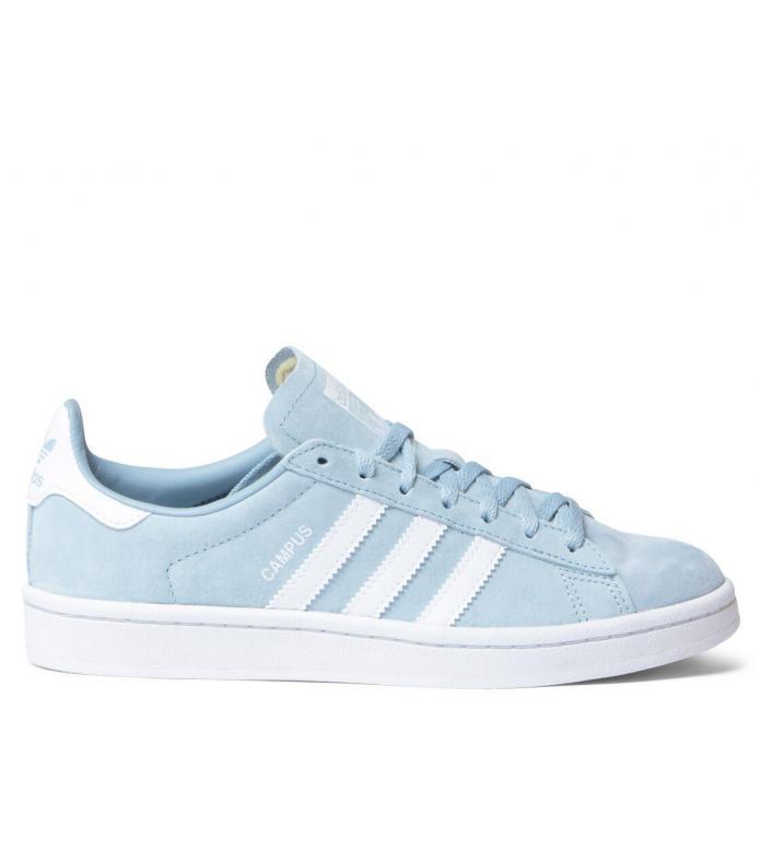 adidas Originals Adidas W Shoes Campus blue ash grey/footwear white/crystal white