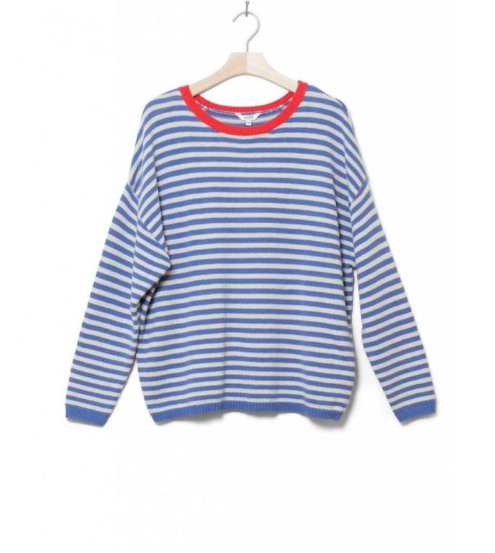 MbyM W Knit Pullover Roselia blue bright cobal sugar S/M