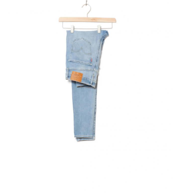 Levis W Jeans Mile High Super Skinny blue you got me 26/28