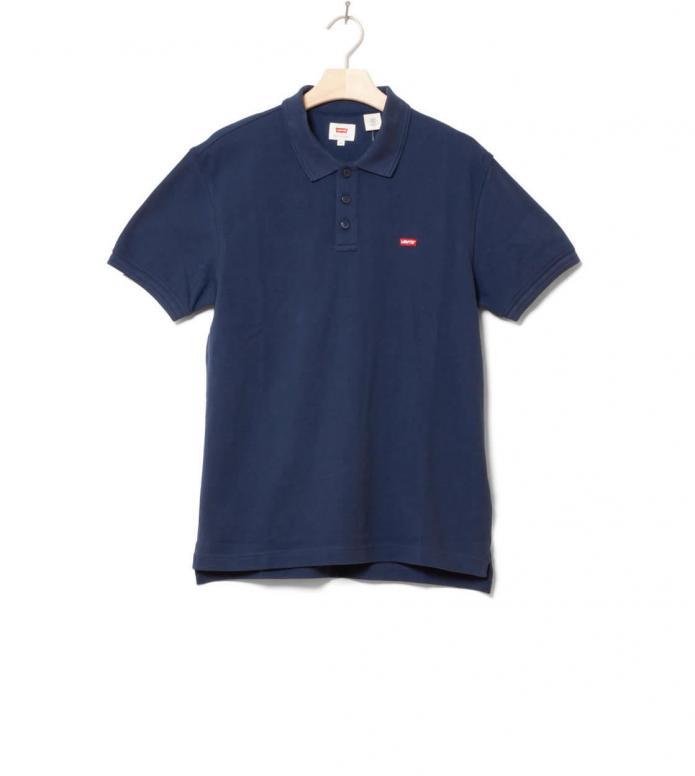 Levis Polo Housemark blue dress S