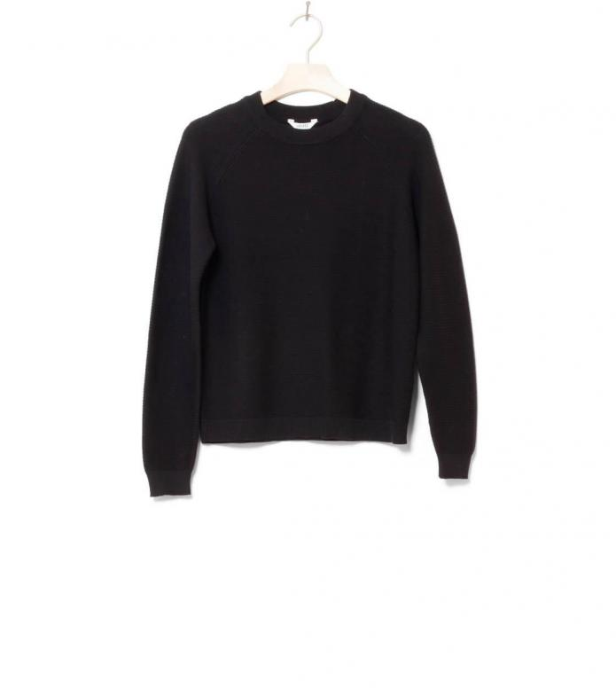 MbyM W Pullover Ducan black S/M