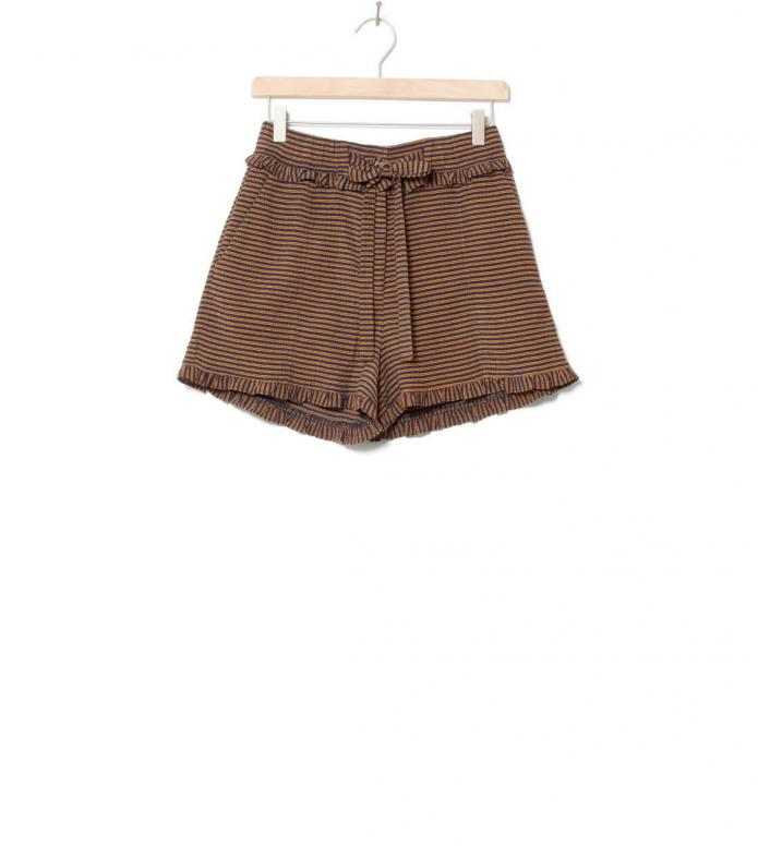 Sessun W Shorts Pin Up blue navy S