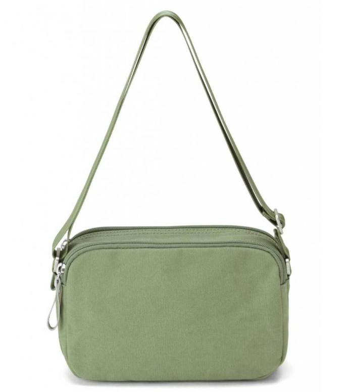 Qwstion Bag Hip Bag organic moss 3L