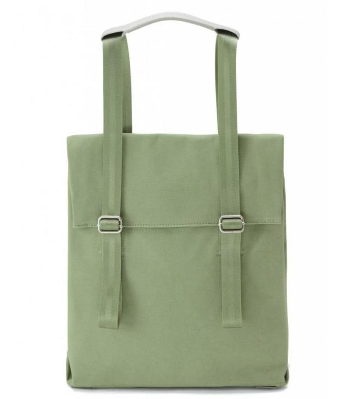 Qwstion Qwstion Bag Small Tote organic moss