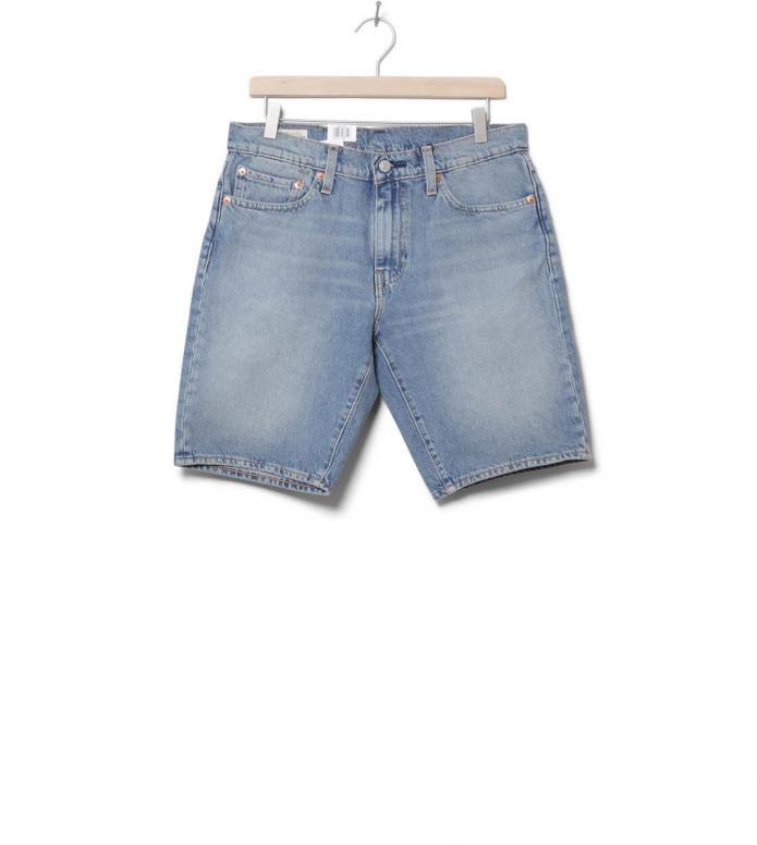 Levis Shorts 511 Slim Hemmed blue college ave 30