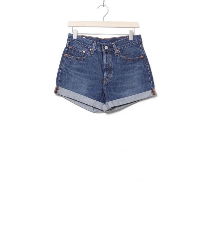 Levis W Shorts 501 blue clue 25