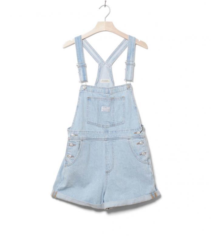 Levis W Shorts Vintage Shortall blue short and sweet XXS