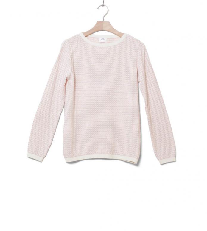 Klitmoller W Pullover Silje beige cream rose M