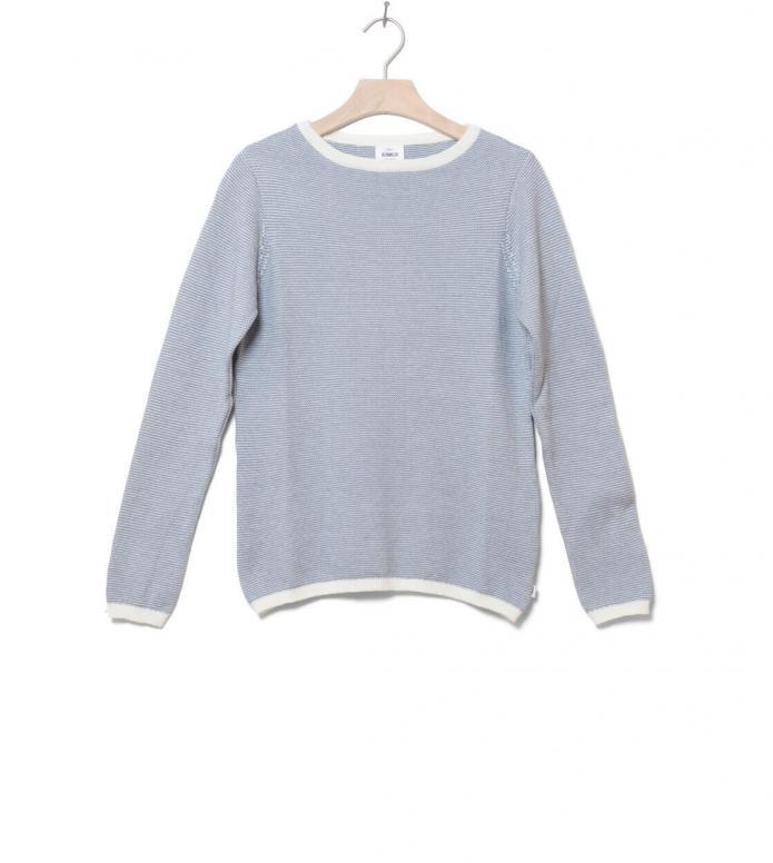 Klitmoller W Pullover Rosa beige cream/heaven XS