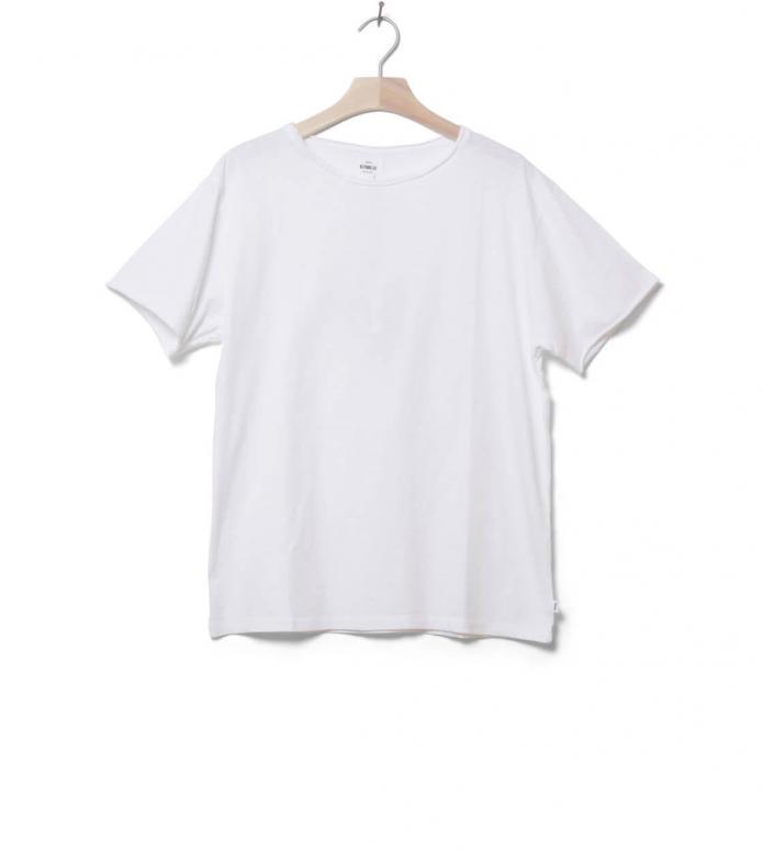 Klitmoller T-Shirt Sigurd white flame L