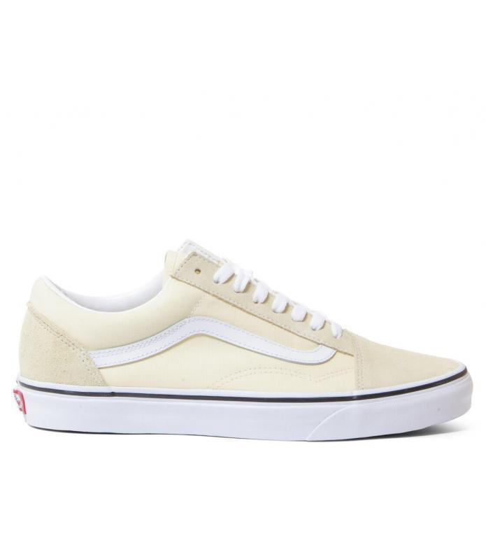 Vans Vans Shoes Old Skool yellow vanilla custard/true white