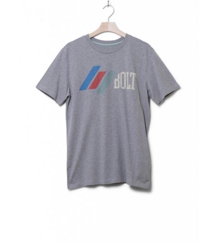Lightning Bolt T-Shirt Bolt Shack grey heather S