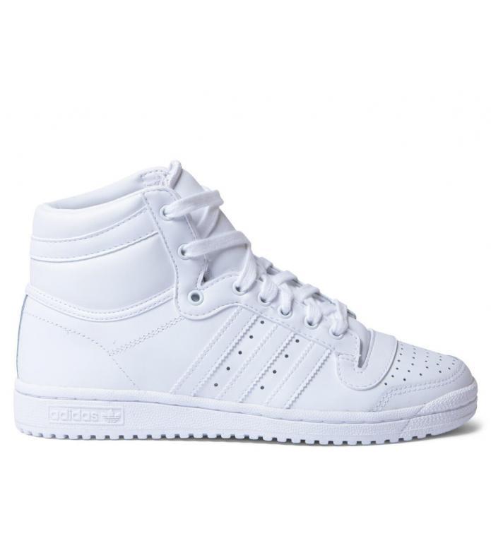 adidas Originals Adidas W Shoes Top Ten HI white footwear/footwear white/footwear white