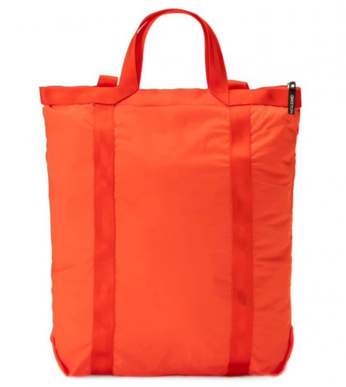 Qwstion Qwstion x Sibylle Stöckli Bag Travel Shopper red lava