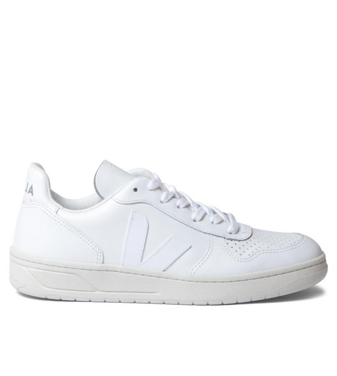 Veja Veja Shoes V-10 Leather white extra