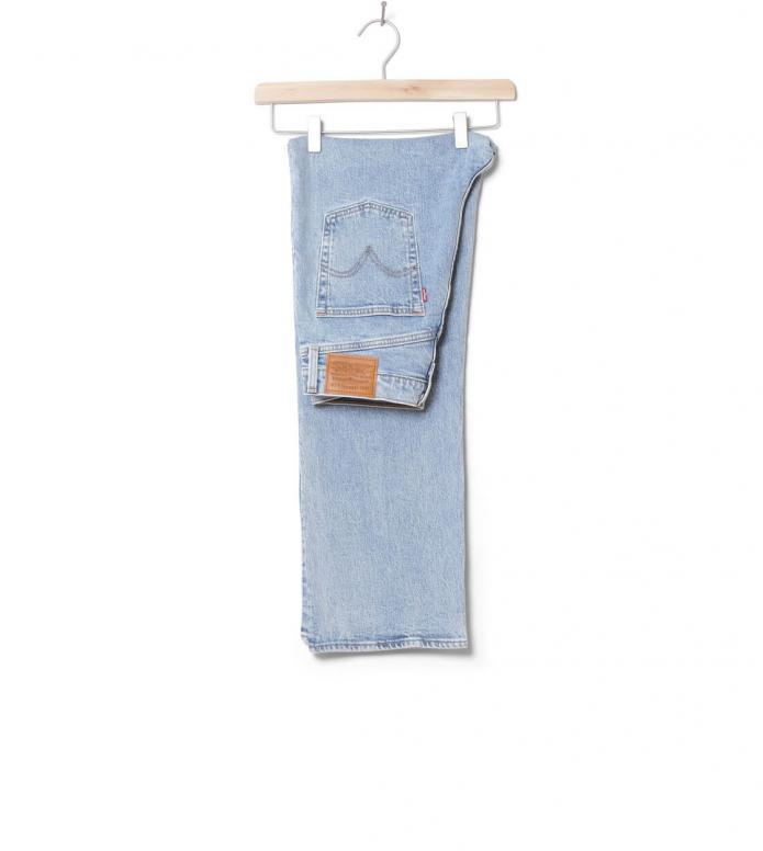 Levis W Jeans Ribcage blue tango light 25/29