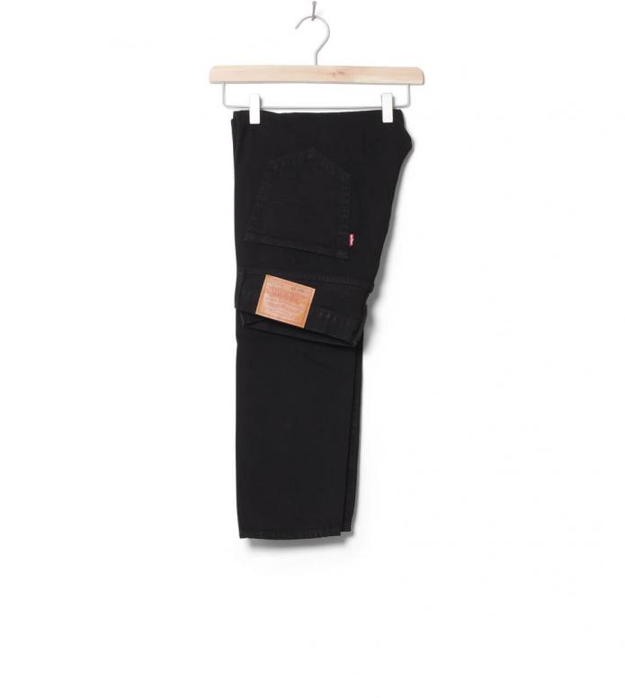 Levis Jeans 501 Slim Taper black od 30/32