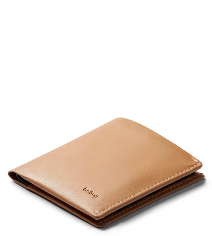 Bellroy Bellroy Wallet Note Sleeve RFID brown tan