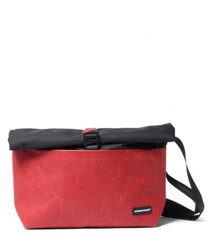 Freitag Freitag ToP Bag Rollin red