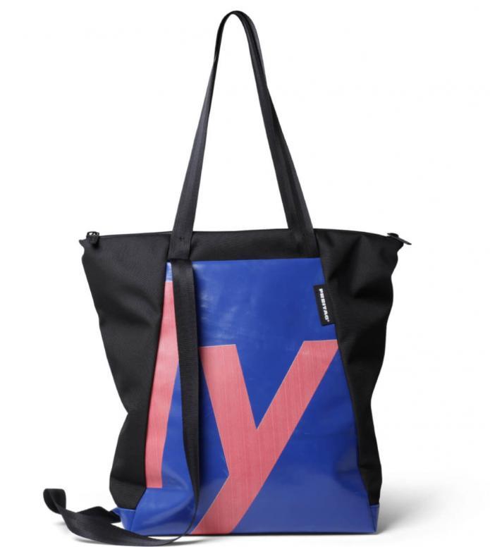 Freitag Freitag ToP Tote Bag Davian blue/pink