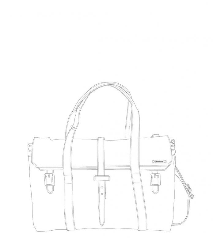 Freitag Reference Bag Fern