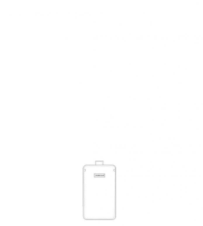 Freitag iPhone 6 Plus Sleeve