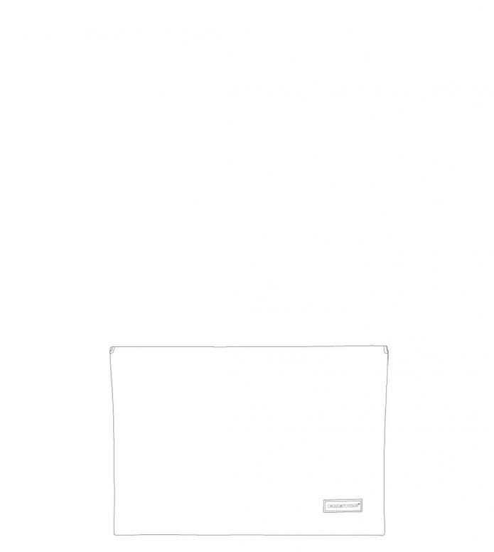 Freitag Mac Book Pro Sleeve 13  zoll