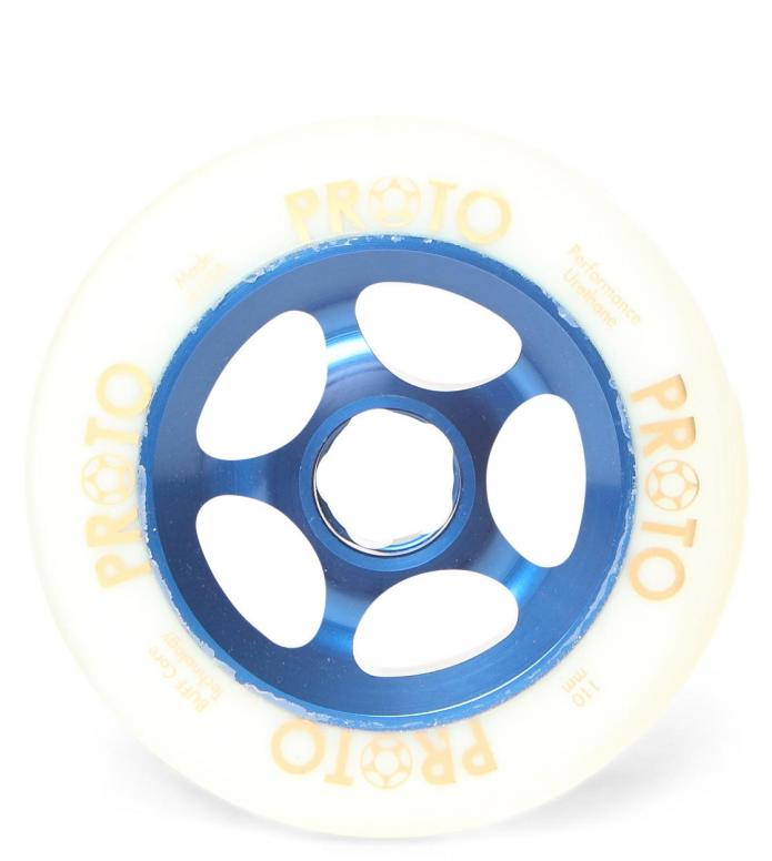 Proto Wheel Gripper blue/white 110mm