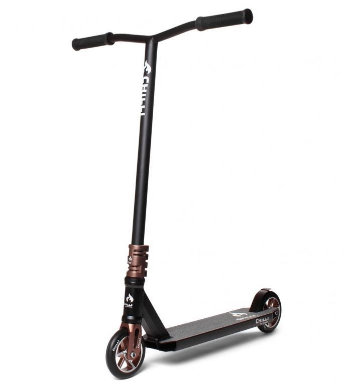 Chilli Pro Scooter Chilli Scooter Pro 5200 black/bronze