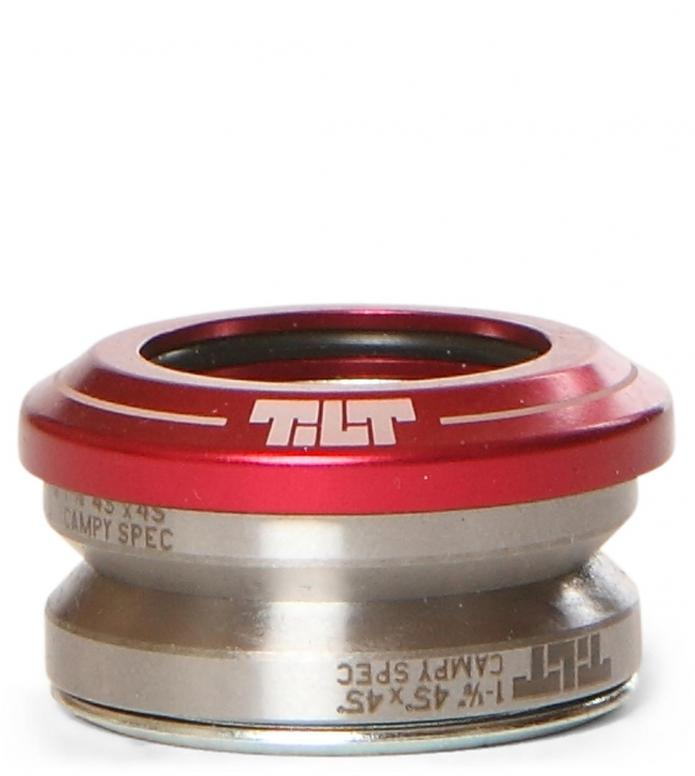 Tilt Headset Integrated V2 red