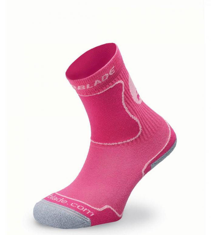 Rollerblade Kids Socks Performance G pink fuchsia 31-34