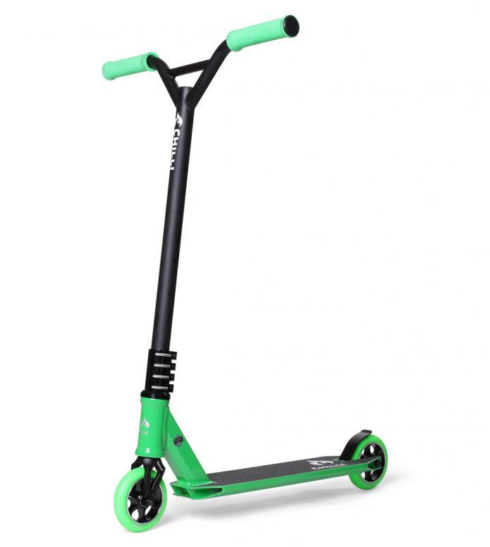 Chilli Pro Scooter Chilli Scooter Pro 5000 green verdance/black