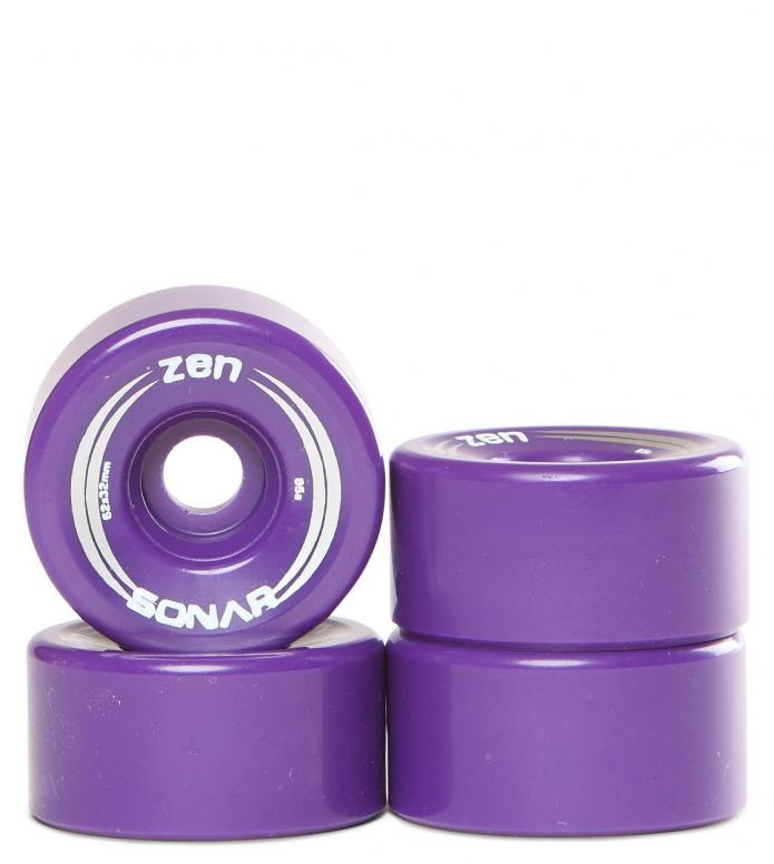 Radar Wheels Zen purple 62mm/85A