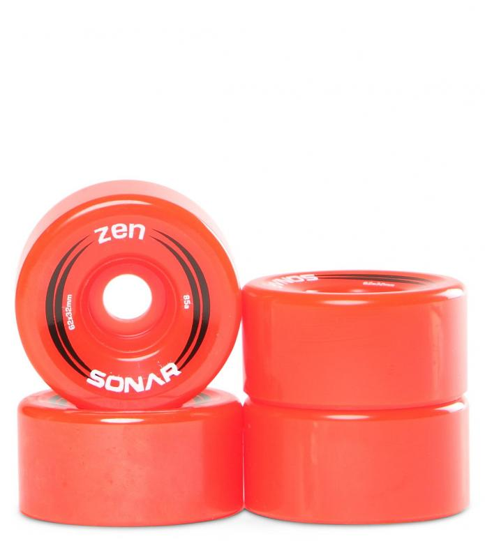 Radar Wheels Zen red 62mm/85A