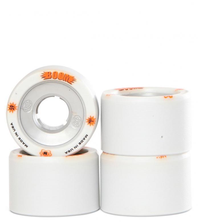 Atom Wheels Boom grey core 59mm x 38mm/90A