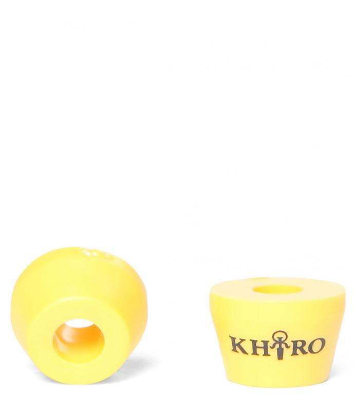 Khiro Bushings Cone yellow Hard 92A
