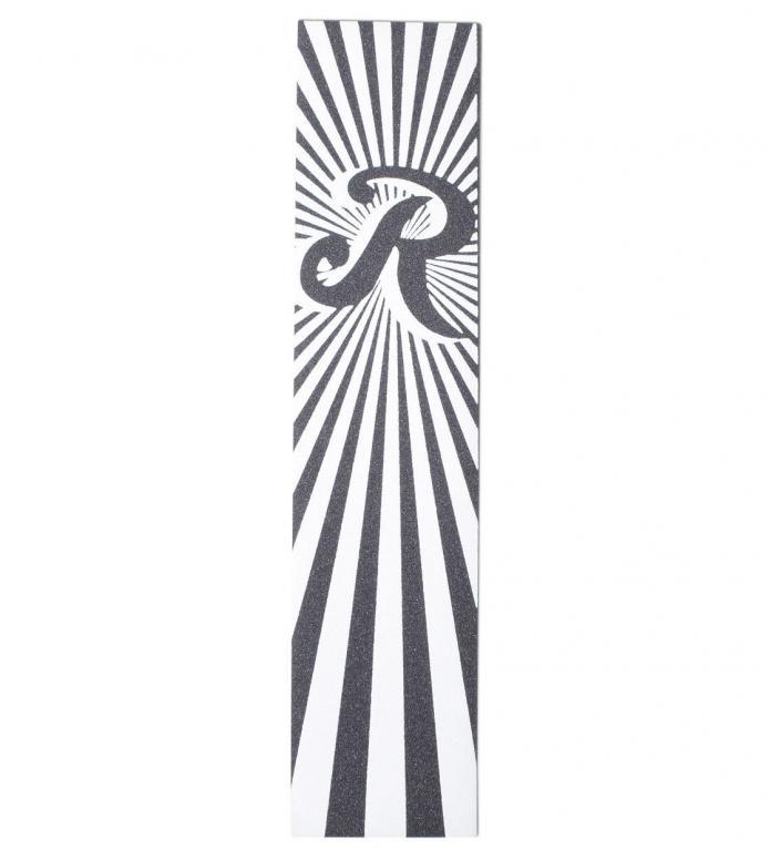 Rolling Rock Scooter Griptape Circle-Star II black/white 560 x 130mm