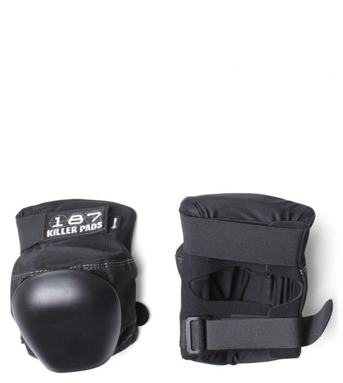 187 Killer Protection Derby Knee Pads Pro black/black L