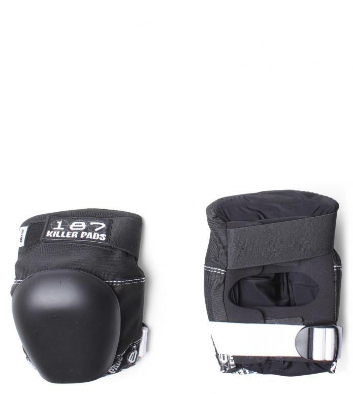 187 Killer Protection Derby Knee Pads Pro black/white M