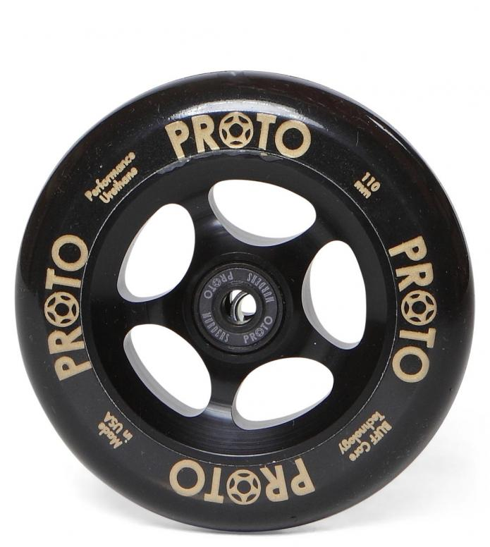 Proto Wheel Gripper black/black 110mm