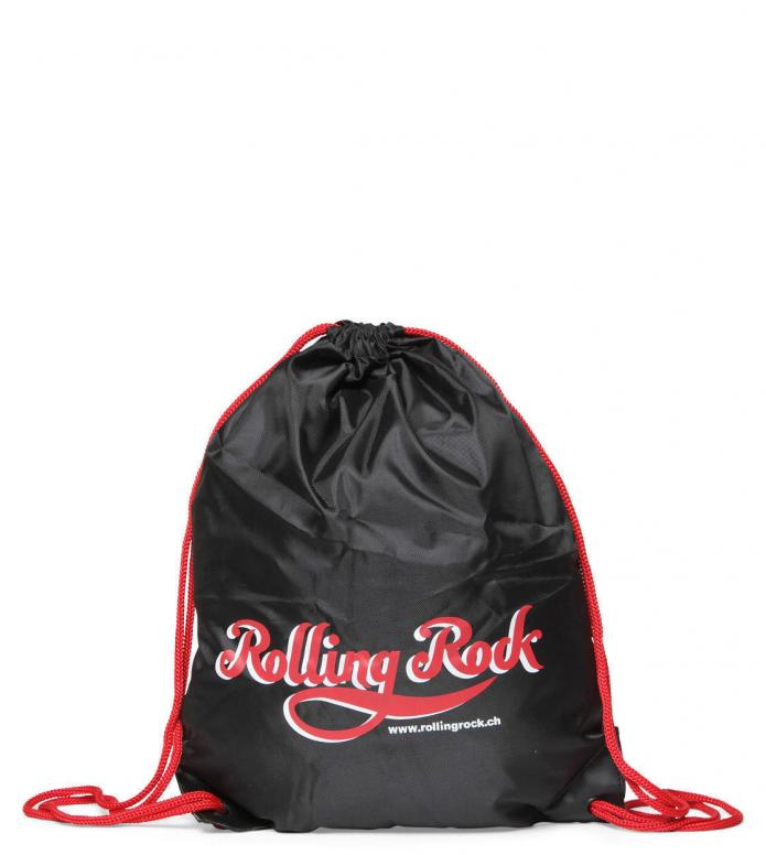 Rolling Rock Gymbag Company Logo black/red one size