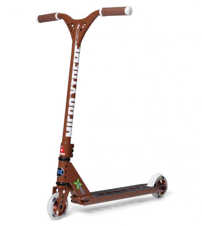 Micro Micro Scooter MX Trixx 2.0 brown