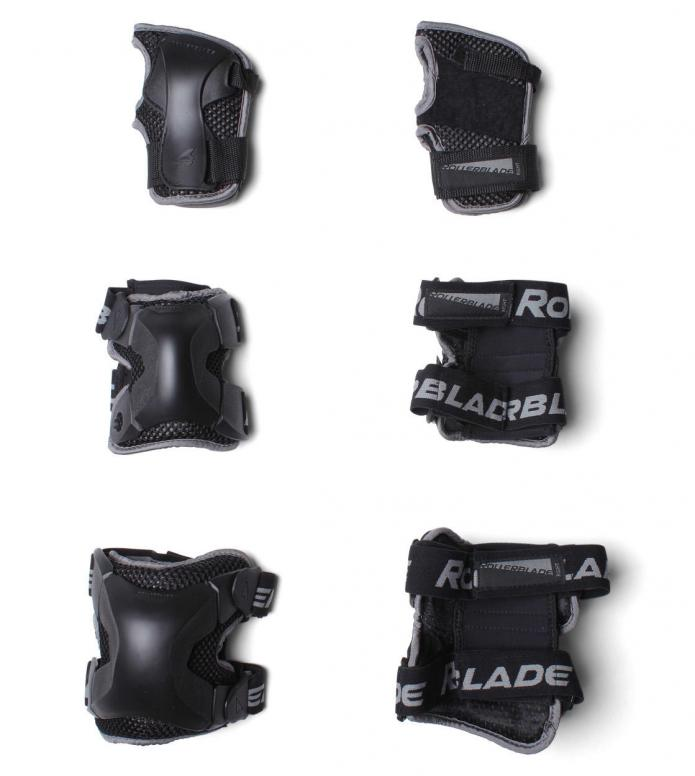Rollerblade Protection X-Gear 3 Pack black M